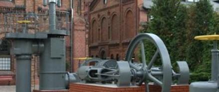 В Петербурге появится музей газовой промышленности