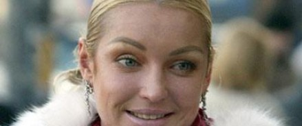 Волочкова требует от мужа 3,5 миллиона долларов