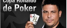 Легендарный футболист Роналдо стал лицом покера