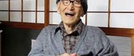 Скончался старейший житель земли