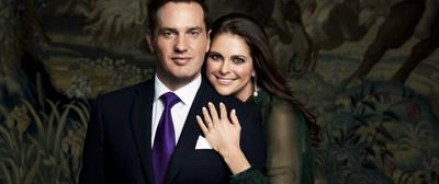 Шведская принцесса вышла замуж за американца