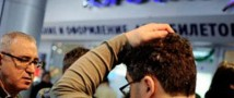 Из-за бури в Шереметьево задержали 85 рейсов