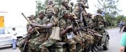В ДР Конго погибли 130 человек