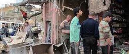 В иракском кафе погибли 38 человек