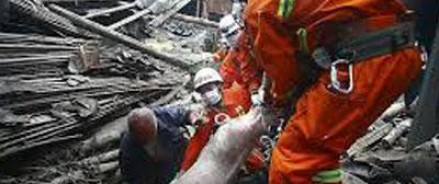Землетрясение в Китае унесло жизни 47 человек