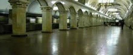 В Москве снова остановилось метро