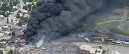 В Канаде, в результате крушения поезда, погибли 38 человек
