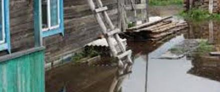 В Амурской области подтоплен 171 дом