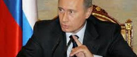 Путин крестился тайно