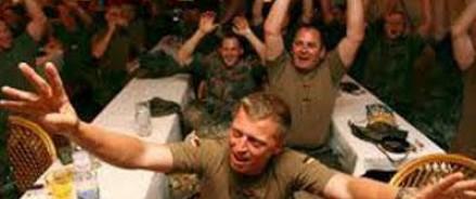 Пьяные солдаты в Германии разгромили центр для беженцев