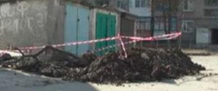 В Подмосковье ребенок упал в яму с кипятком