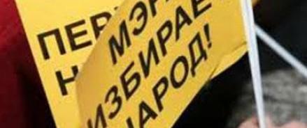 У московского кандидата в мэры нулевой рейтинг
