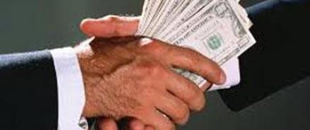 Полковник МВД получил взятку 150 тысяч долларов