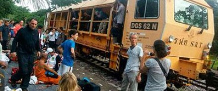 35 паломников погибло под колесами поезда в Индии