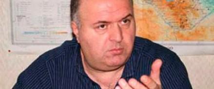 Из собственной квартиры выселили кандидата в президенты Грузии