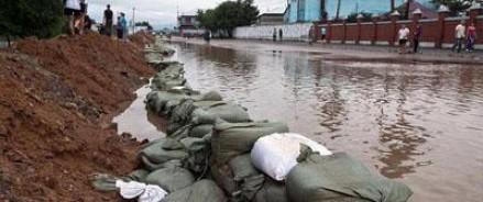Сухой закон введен на Дальнем Востоке где произошло наводнение