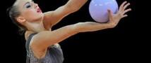 Украинская гимнастка получила золото под гимн России