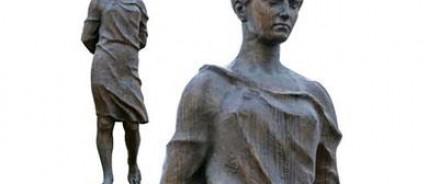 Открылся памятник Зое Космодемьянской в Рузе