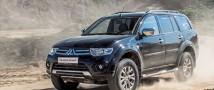 Объявлена цена на новый Mitsubishi Pajero Sport