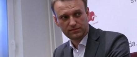 А. Навальный не согласен с результатами выборов