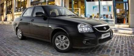 АвтоВаз опубликовал официальные данные о новой Lada Priora