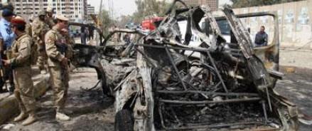 В Багдаде прокатилась волна терактов – более 30 погибших