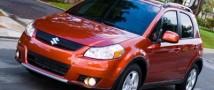 В России в декабре ожидают новый Suzuki SX4