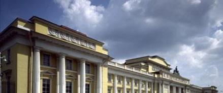 В Санкт-Петербурге планируют возвести хранилище экспонатов