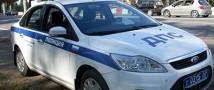Пьяный полицейский протаранил пост ДПС
