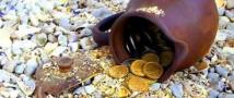 Во Флориде семья обнаружила клад стоимость 300 тысяч долларов