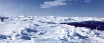 Льды  Арктики увеличились на 60 процентов