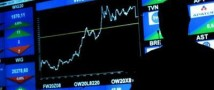 Колебание курса российского  рубля на бирже