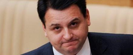 За перебитые номера задержан «Мерседес» жены справоросса Олега Михеева
