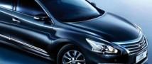 Обновленная Nissan Teana будет выпускаться в России