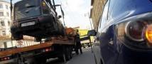В Москве подорожает эвакуация неправильно припаркованных авто