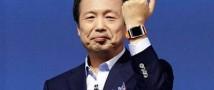 Компания Samsung презентовала Galaxy Gear – «умные часы»