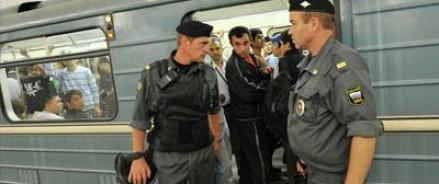 В Москве в метро задержали двух украинцев с ядом и противогазами