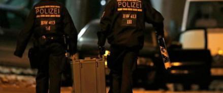 Полиция арестовала мужчину учинившего переполох в кафе в Германии