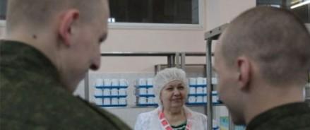 Правительство улучшит условия пребывания солдат в армии