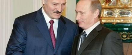 Владимир Путин и Александр Лукашенко коротко обсудили ситуацию вокруг «Уралкалия»