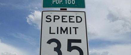 В Австралии снимут ограничение скорости с трассы
