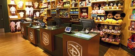 На территории России может появиться Disney Store