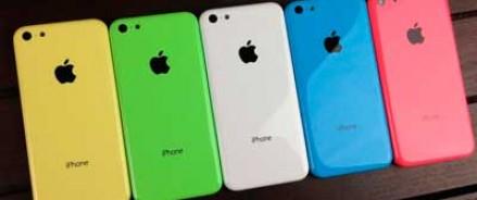 Компания Apple сокращает производство смартфонов iPhone 5С