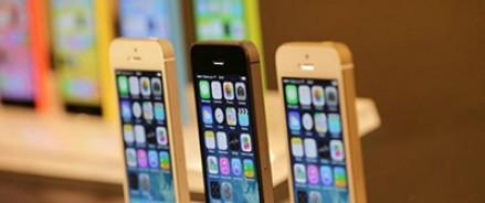 Новые iPhone 5c и iPhone 5s уже в России