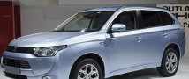Mitsubishi Outlander добрался до европейских салонов