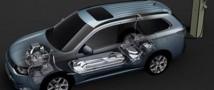 Mitsubishi Outlander предлагает экономичный кроссовер за 40 тысяч евро