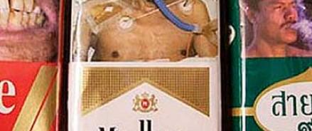 «Устрашающие картинки» на пачках сигарет не пугают 82% россиян