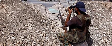 Два гражданина России захватили деревню в Сирии