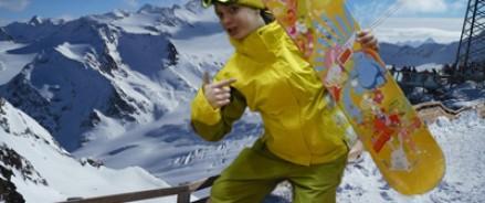 Как выбрать детский сноуборд?