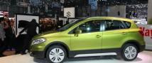 Известны цены нового внедорожника SX4 от Suzuki